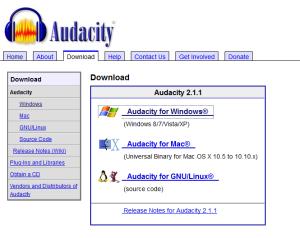 Audacity: Editing Audio Gratisan – Catetwae